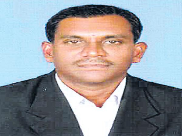 Madhusudan Rao as the Principal Judge of the CBI - Sakshi