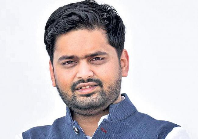 Neeraj Kundan Appointed as New NSUI President - Sakshi