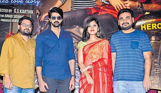 Hero Heroine Movie Teaser Launch - Sakshi