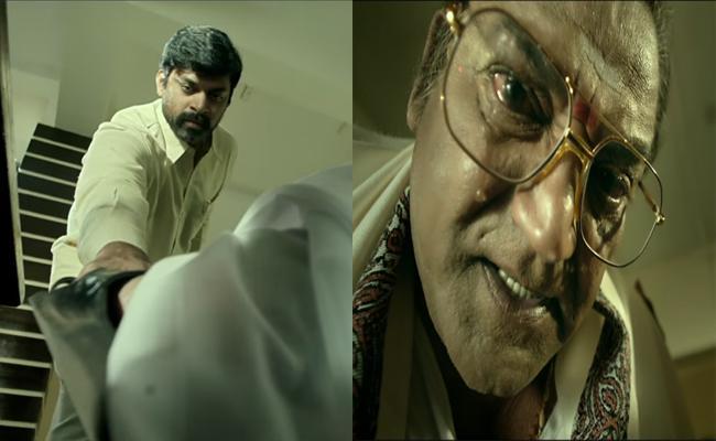Ram Gopal Varma Laxmis NTR Movie Trailer Released - Sakshi