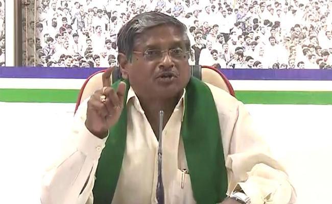 YSRCP Leader Slams Chandrababu Over Annadata Sukhibhava Scheme - Sakshi