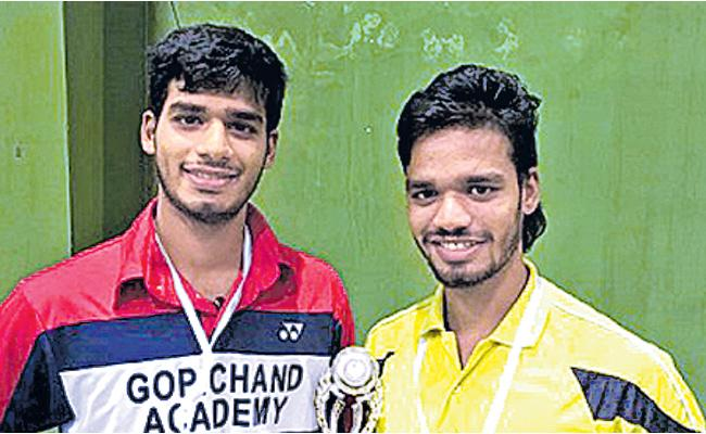 Rahul and Rohit Yadav are among the pre-quarterfinals - Sakshi