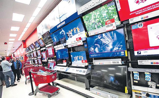 LED TV market, the informal section is running - Sakshi