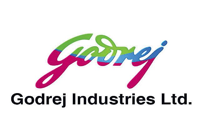 Godrej Industries is two times the profit - Sakshi