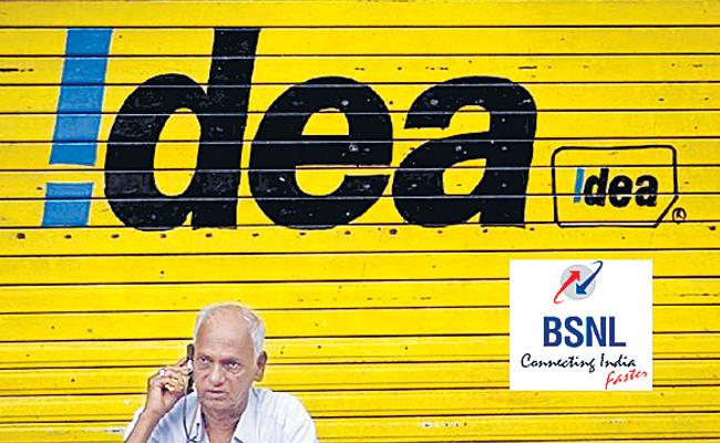 Idea on call drops, show cause notices to BSNL - Sakshi