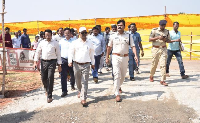 Today Chandrababu Naidu Tour in Vizianagaram - Sakshi