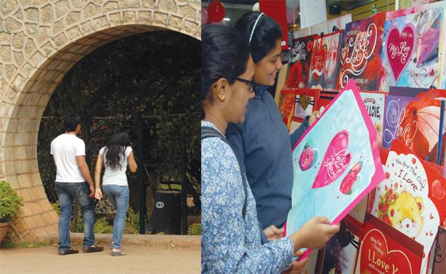 Valentine Day Special Events in Bangalore - Sakshi