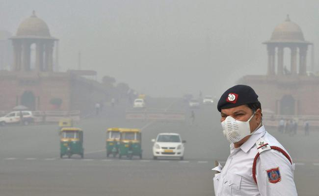 3 Cities Beaten Delhi Over Air Pollution - Sakshi