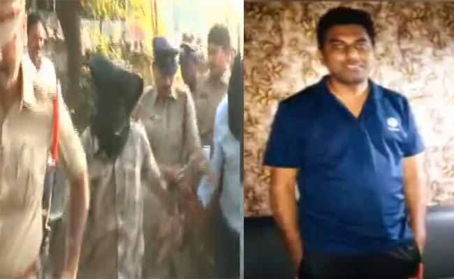 Jayaram Muder case: Rakesh Reddy reveals Sensational Facts  - Sakshi