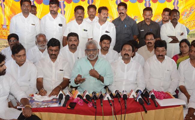 YV Subba Reddy Meeting in West Godavari - Sakshi