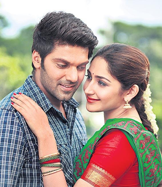 Arya to marry Sayyesha in March - Sakshi