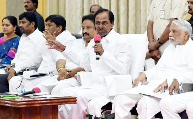 Telangana Cabinet Expansion: Ten in race for Cabinet posts  - Sakshi