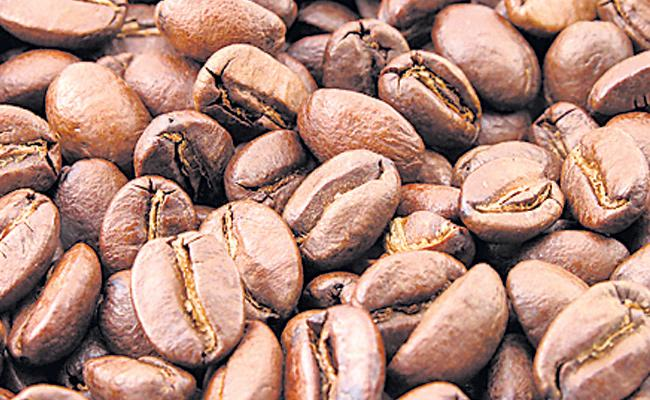 This coffee does not need nuts ... - Sakshi