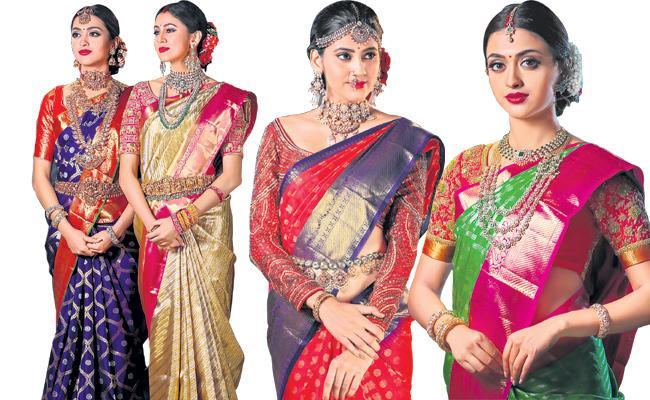 New fashion dresses - Sakshi