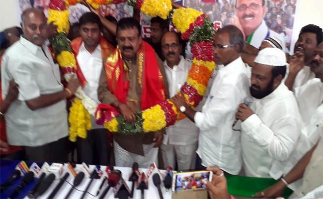 Meda Mallikarjuna Reddy Comments TDP Government - Sakshi