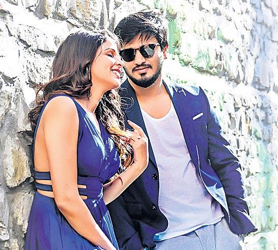 nikhil new movie arjun suravaram starts post productions - Sakshi