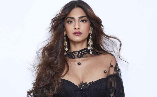 Sonam Kapoor Changed Her Name Again - Sakshi