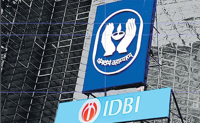 LIC may infuse up to Rs 12,000 crore in IDBI Bank  - Sakshi