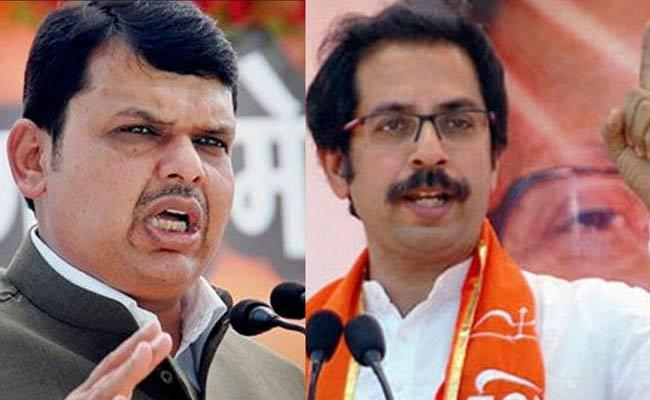 BJP Will Contest 25 Seats Shiv Sena Contest 22 Seats In Maharashtra - Sakshi