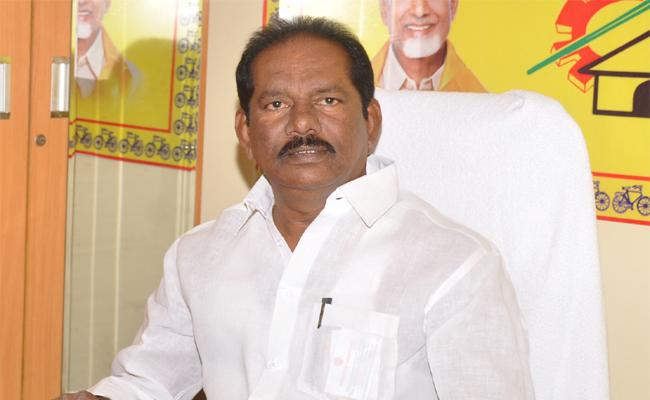Sakshi Special Story On TDP Leader Mudraboina Venkateswara Rao Corruption In Krishna
