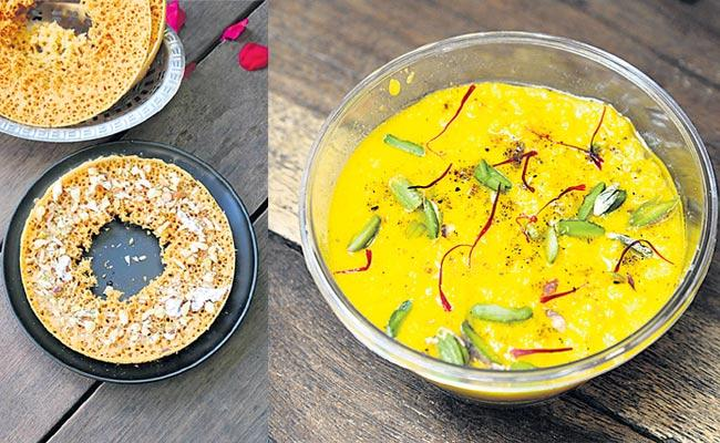 These are Rajasthan cuisine - Sakshi