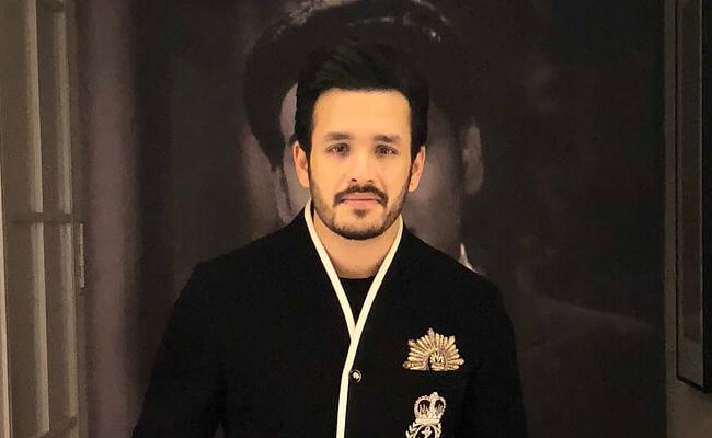 Akhil Akkineni Next Movie In Geetha Arts - Sakshi