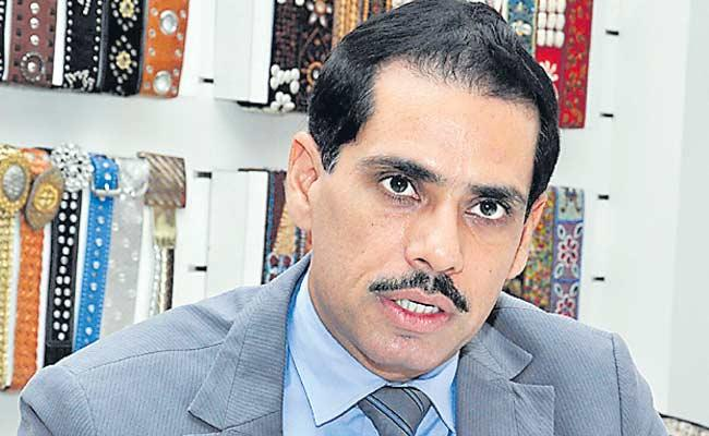 Robert Vadra Interim Bail Extended Till March 2 - Sakshi