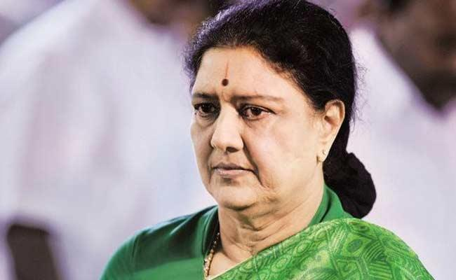 Two Years Jail Completed To Sasikala - Sakshi
