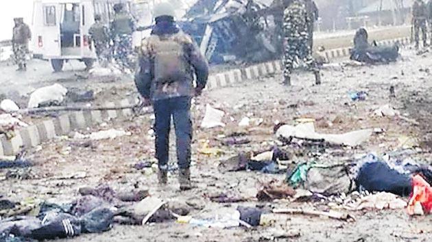 IED, bombs menace growing more in Jammu Kashmir - Sakshi