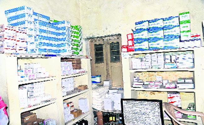 Medical Shops Negligence In Adilabad - Sakshi