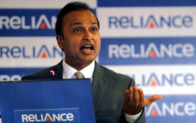 Anil Ambani Led Reliance Group in Standstill Pact with Lenders - Sakshi