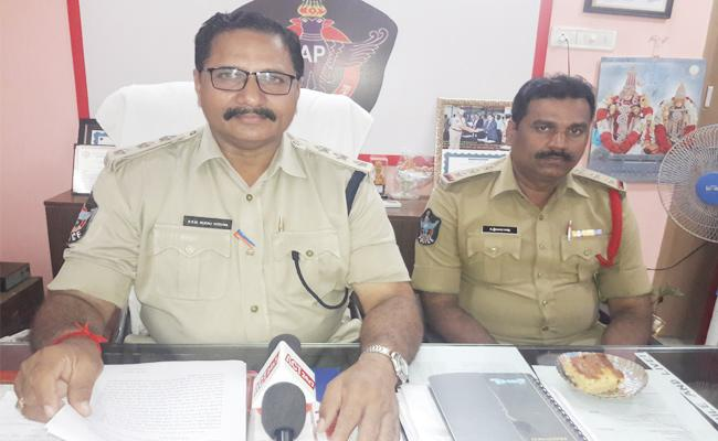 Husband Killed Wife in PSR Nellore - Sakshi