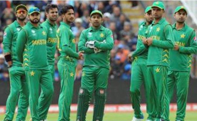 Punjab Cricket Association Removes Pakistani Cricketers Photos - Sakshi