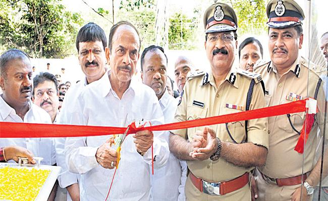 Cyberabad Commissionerate Transfer to Neredmet - Sakshi