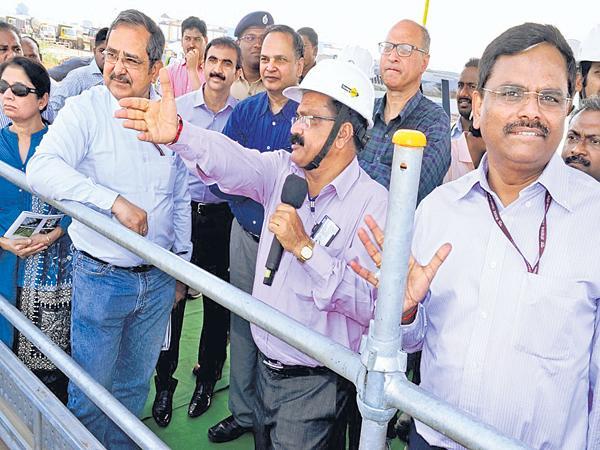 It is good for farmers with Kaleshwaram - Sakshi