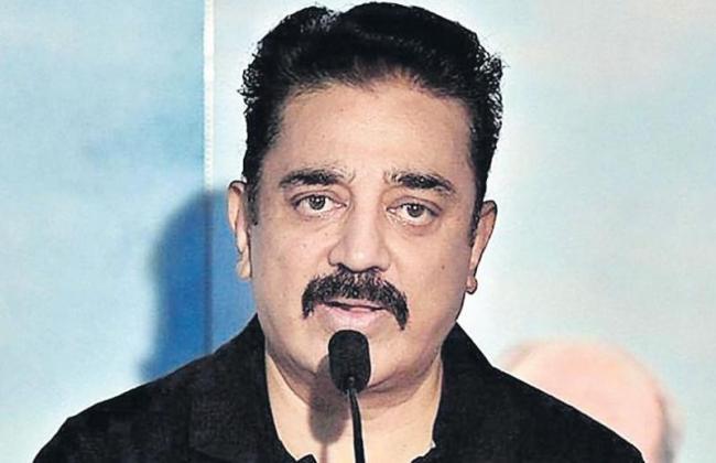 Kamal Haasan bats for plebiscite in Kashmir - Sakshi