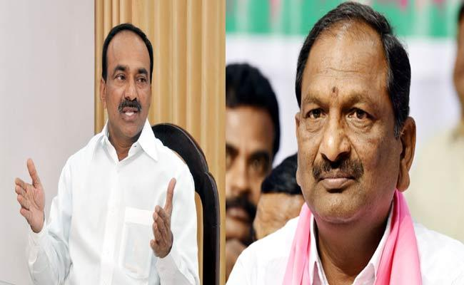 Etela Rajender And Koppula Eshwar Gets Cabinet Berth From Karimnagar - Sakshi