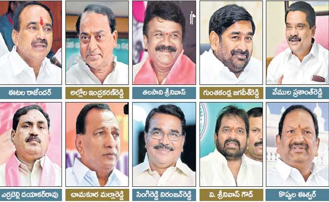 KCR To Expand Telangana Cabinet Expansion On 19th February - Sakshi