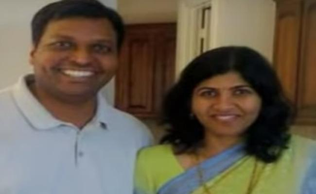 NRI commits suicide after kills his wife in Texas - Sakshi