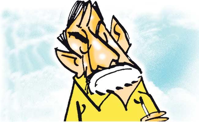 ABK Prasad Article On Chandrababu Naidu Caste Politics - Sakshi
