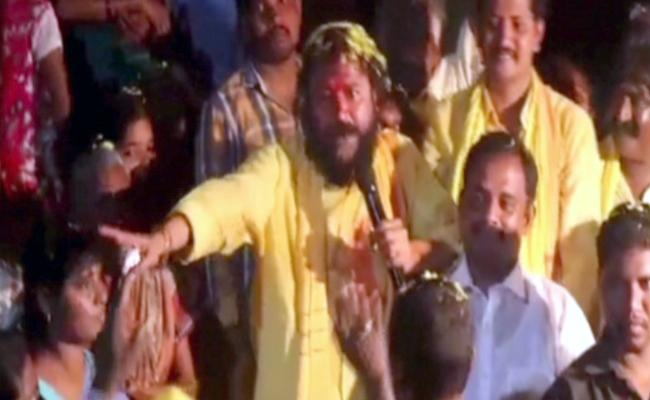 Chintamaneni Prabhakar Controversial Comments On Dalits - Sakshi