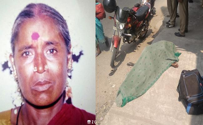 Elderly Women Died With Heart Stroke in Tamil Nadu Bus - Sakshi
