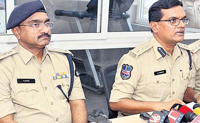 Police Investigation in Chigurupati Jayaram Murder Case - Sakshi