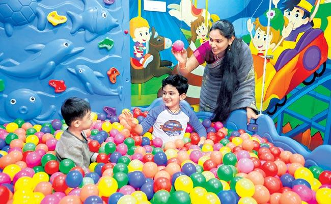 Childcare There are some parents who face problems - Sakshi