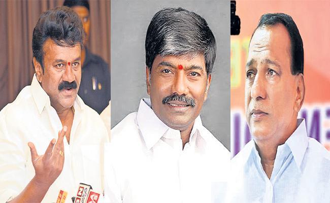 Padma Rao upset on KCR Cabinet - Sakshi