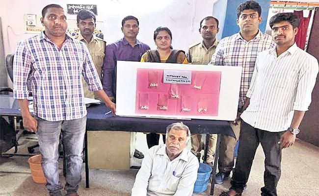Sleeping Pills Smuggling in Hyderabad - Sakshi