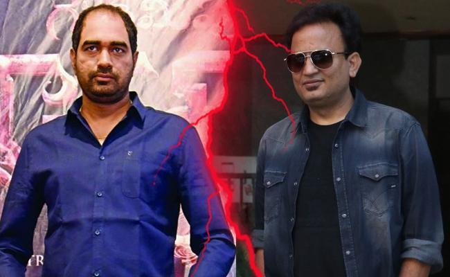 Manikarnika Producer Kamal Jain Slams Director Krish - Sakshi