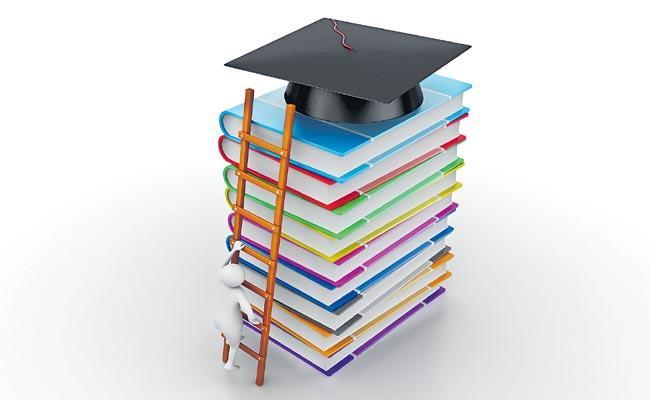 Business education 93847 crores - Sakshi
