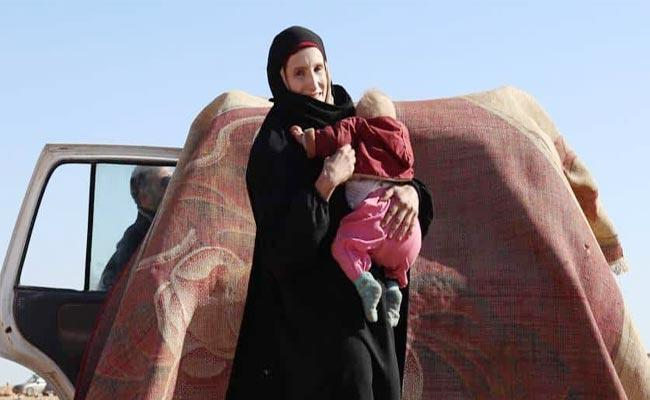 German Woman Who Joined IS Wants Old Life Back - Sakshi