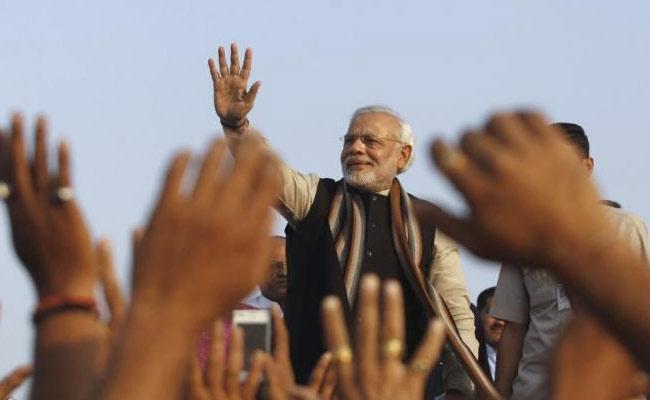 Narendra Modi Public Meeting In West Bengal - Sakshi